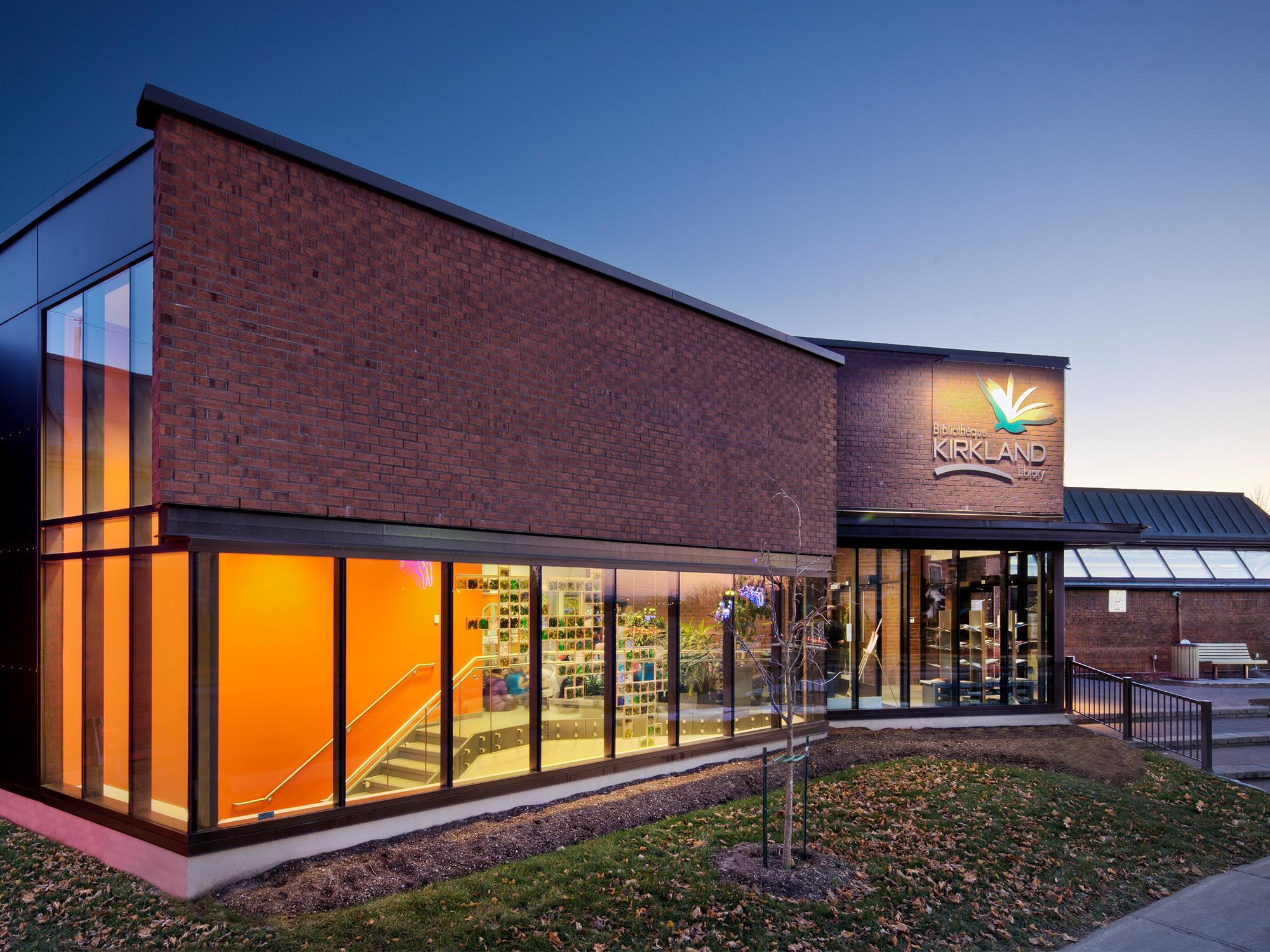 Bibliothèque municipale de Kirkland