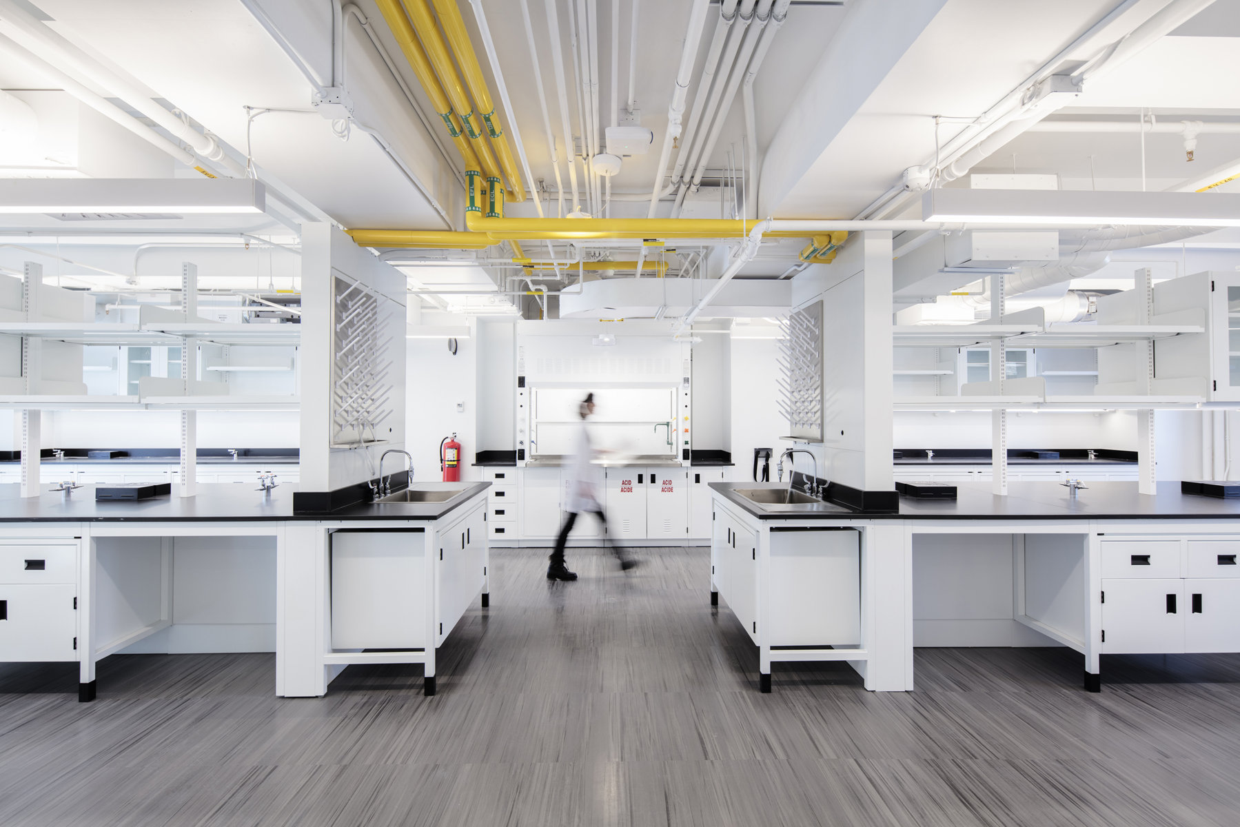 Research laboratories for FHMR