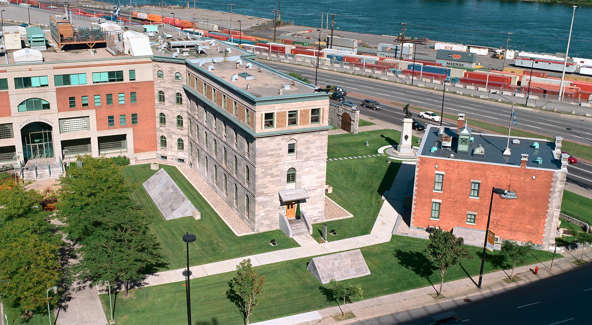 Ancienne prison du Pied-du-Courant
