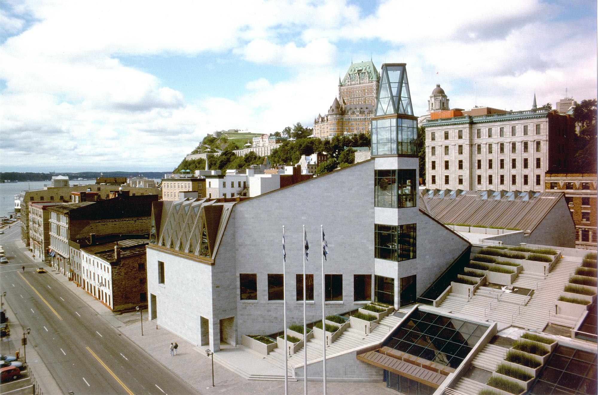 Musée de la civilisation de Québec
