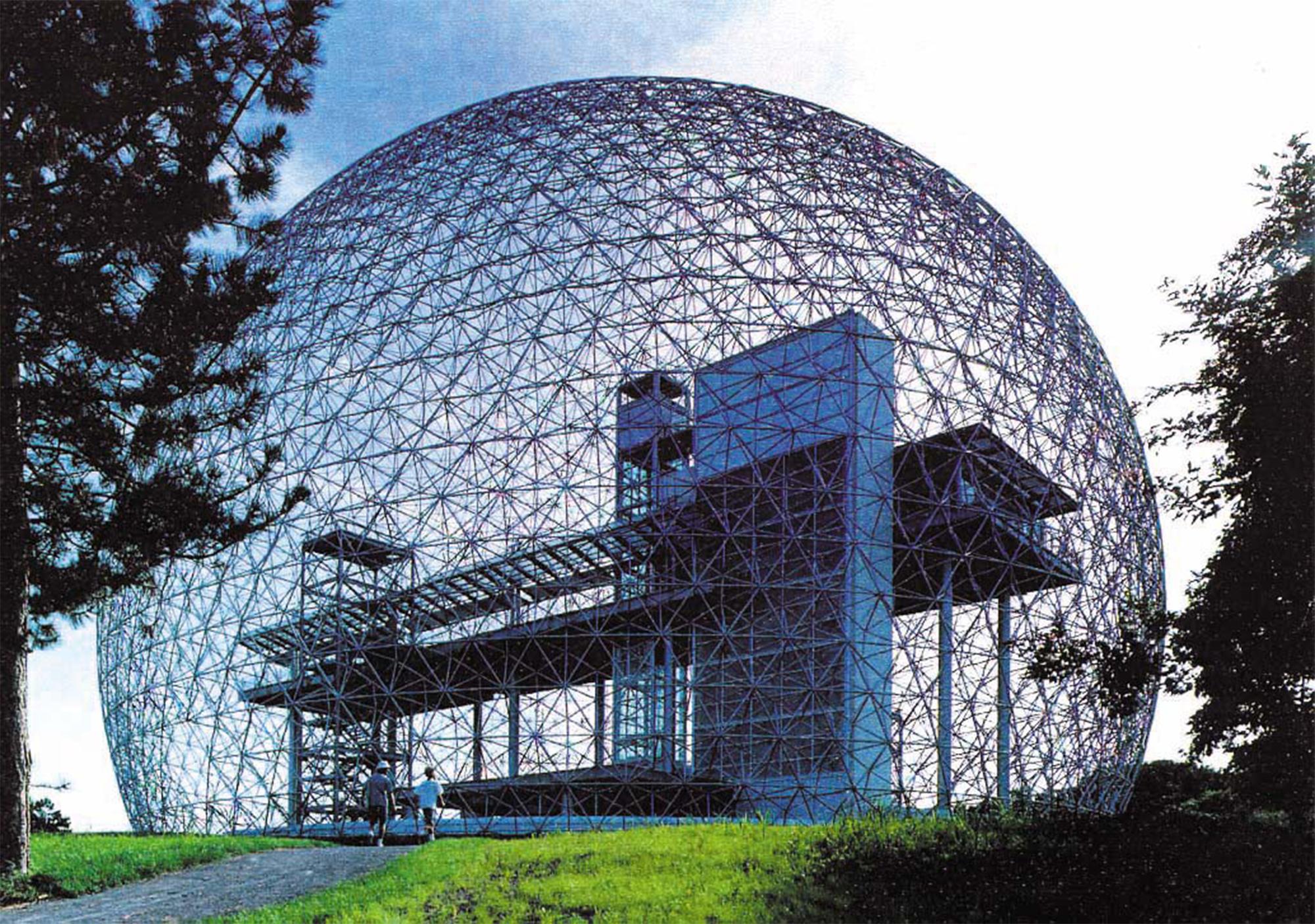 La Biosphère - Musée de l'environnement
